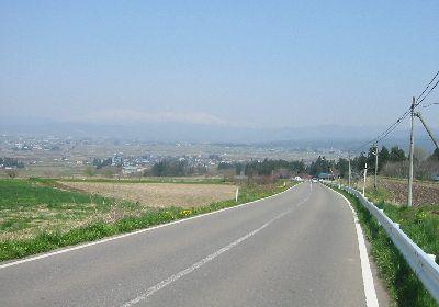 塩川広域農道