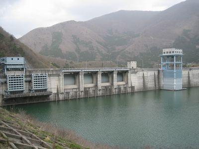 大川ダム 写真集