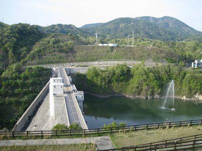 小里川ダム 写真集
