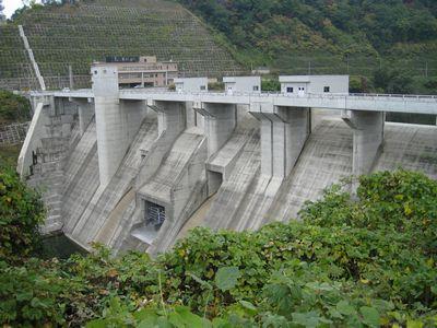 灰塚ダム 写真集