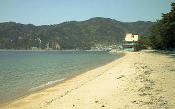 倉橋島のドライブスポット
