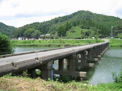 舞鶴由良川大橋